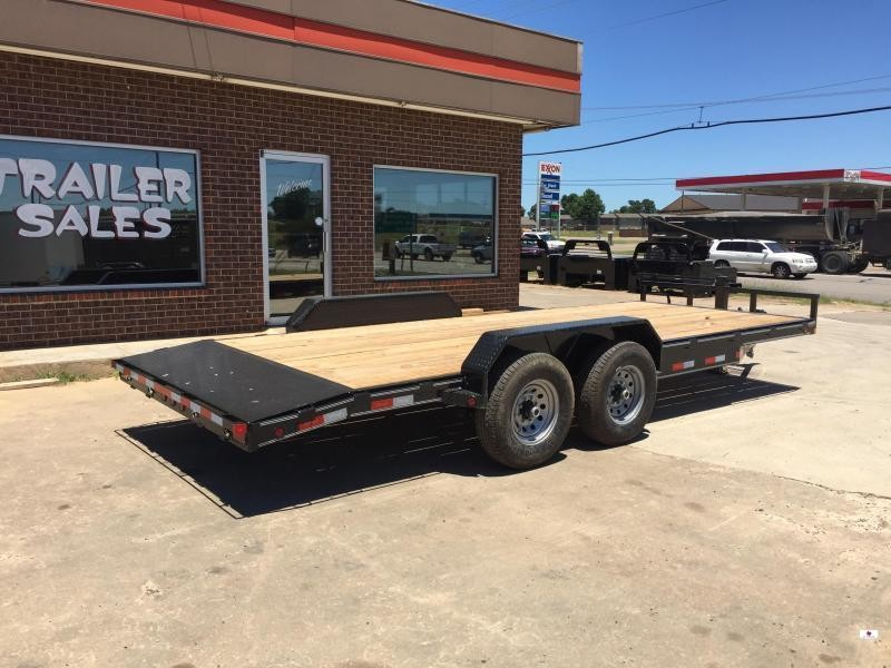 2021 Delco Trailers BC83X2227K Equipment Trailer