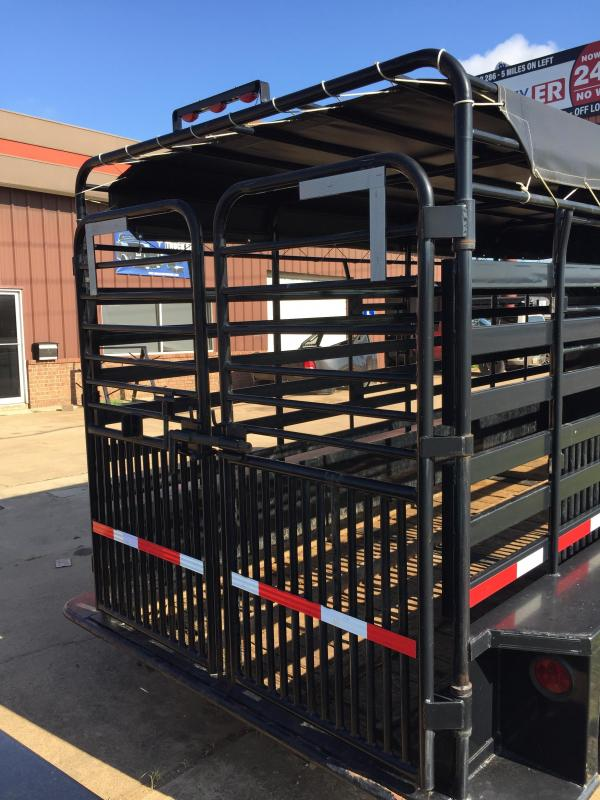 2012 Performance Trailers BT6X16 Livestock Trailer