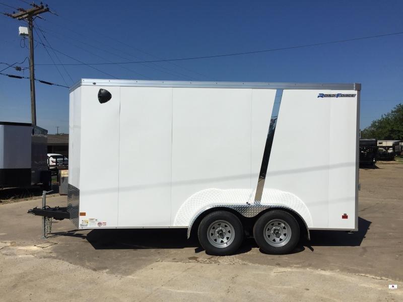 2020 Wells Cargo RF7X14 Enclosed Cargo Trailer
