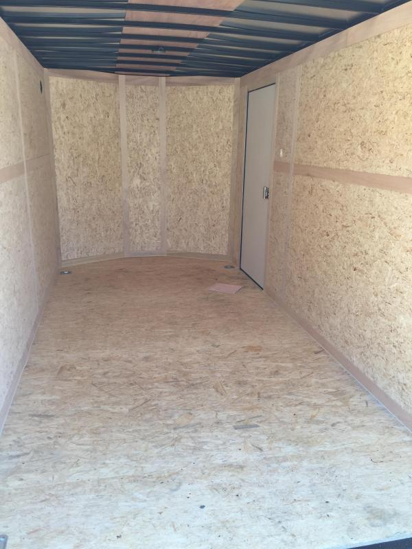 2020 Wells Cargo RF7X14 Enclosed Cargo Trailer