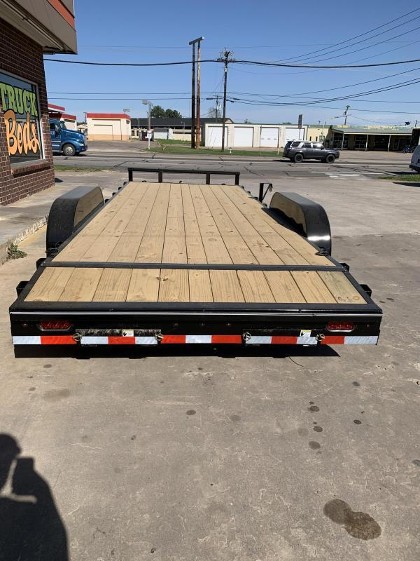 2021 Delco Trailers C320U32DK Car / Racing Trailer