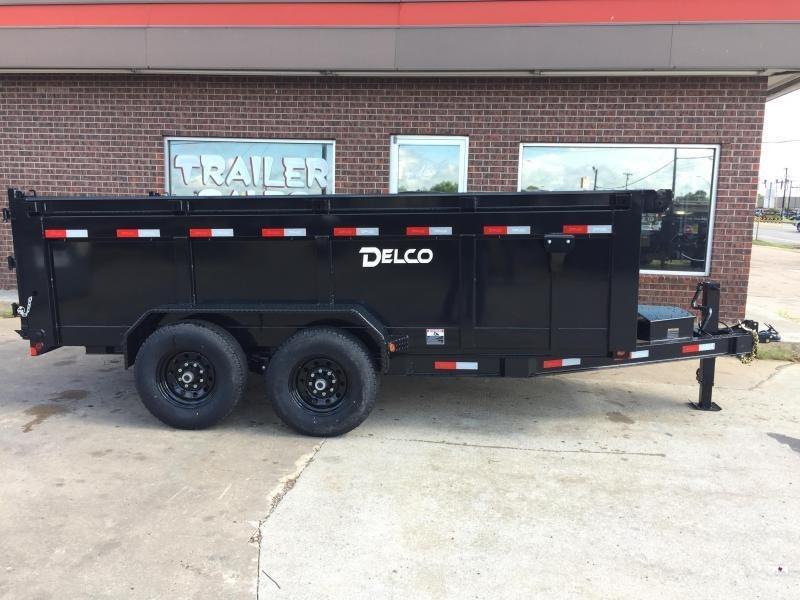 2021 Delco Trailers DB0831427K Dump Trailer