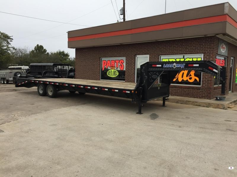 2014 Load Trail GH0230072 Flatbed Trailer