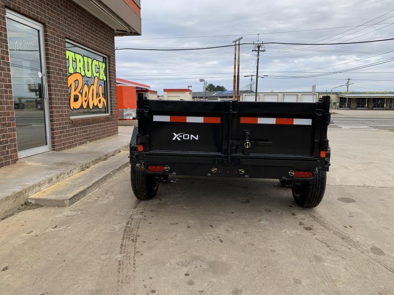 2021 X-On BD6X1026 Dump Trailer