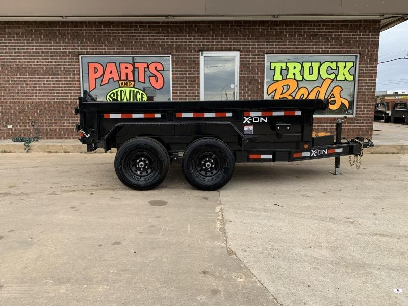 2021 X-On BD6X1026 Dump Trailer