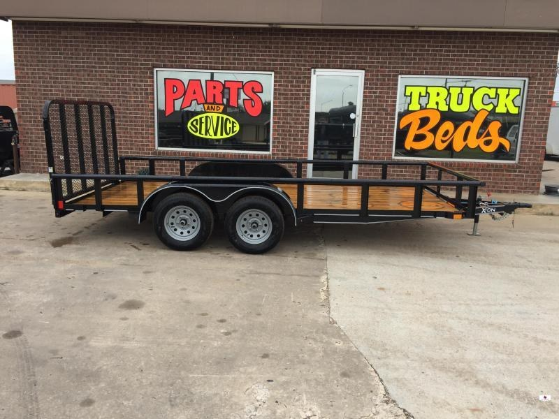 2020 X-On UT83X1623 Utility Trailer