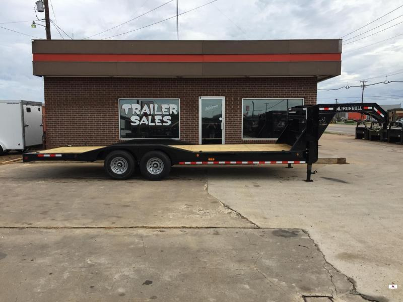 2021 Iron Bull ETG0224072 Equipment Trailer