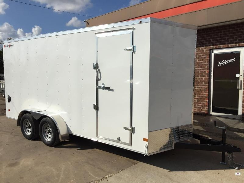 2021 Wells Cargo FT716 Enclosed Cargo Trailer