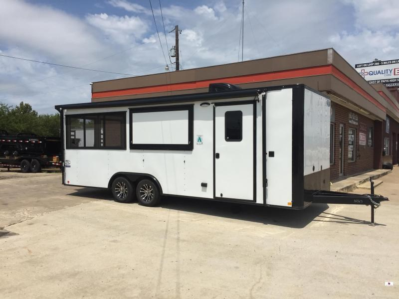 2020 Forest River Inc. TXVH822TA3 Vending / Concession Trailer