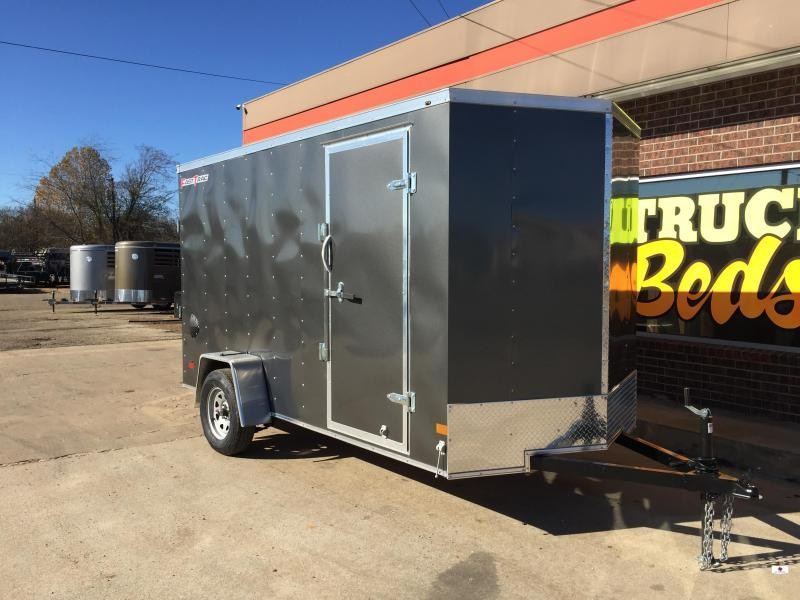 2021 Wells Cargo FT6X1231 Enclosed Cargo Trailer