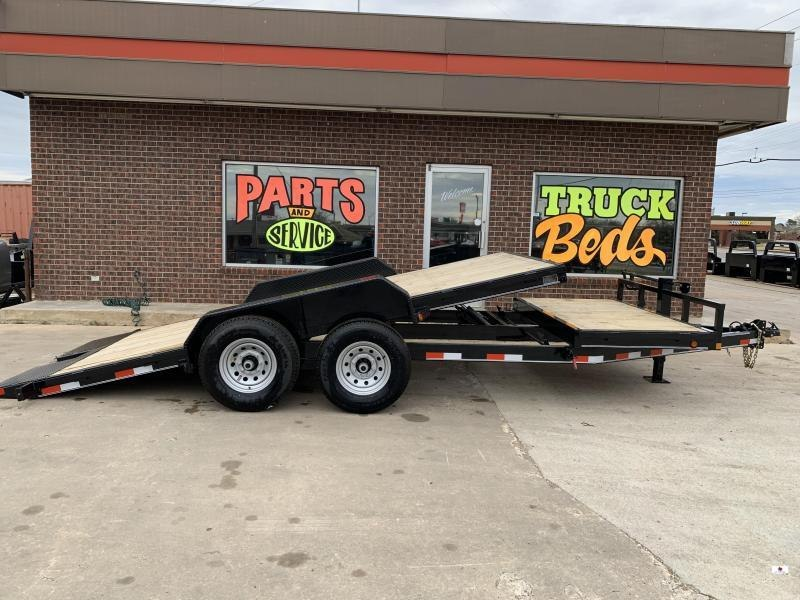 2021 Delco Trailers TD83X2027K Equipment Trailer