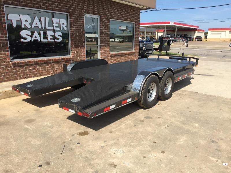 2020 Delco Trailers BC102X20252K Car / Racing Trailer