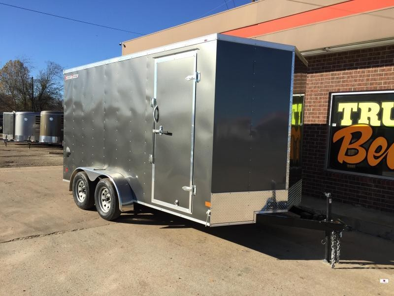 2021 Wells Cargo FT7X1432 Enclosed Cargo Trailer
