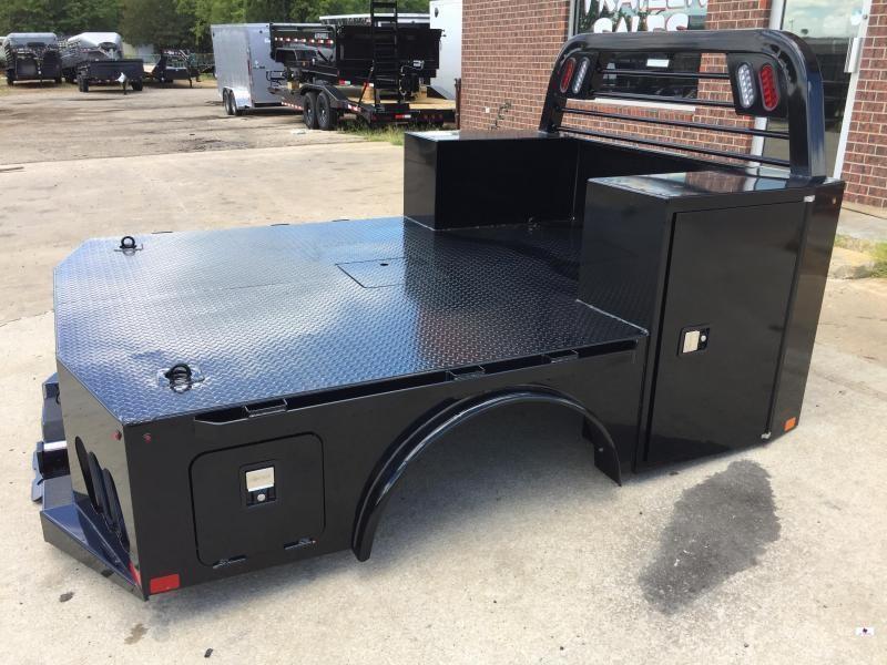 2021 Norstar SL0869058 Truck Bed
