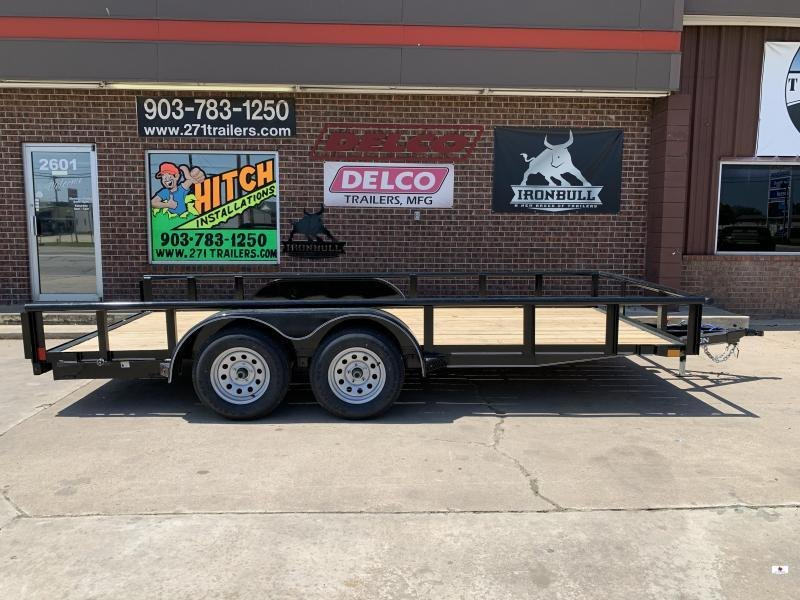 2021 X-On U616232SK Utility Trailer