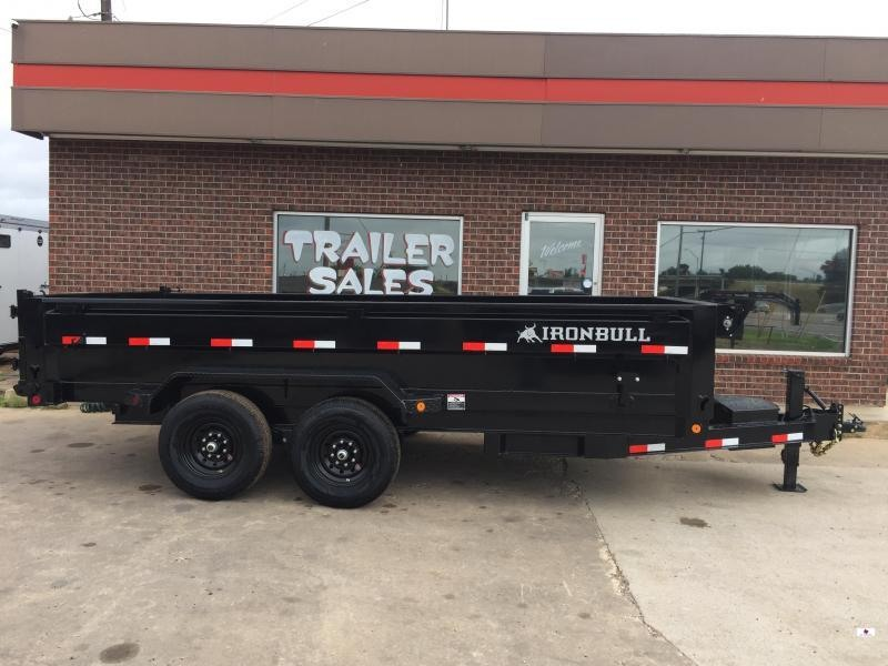 2020 Iron Bull DTB8316072 Dump Trailer