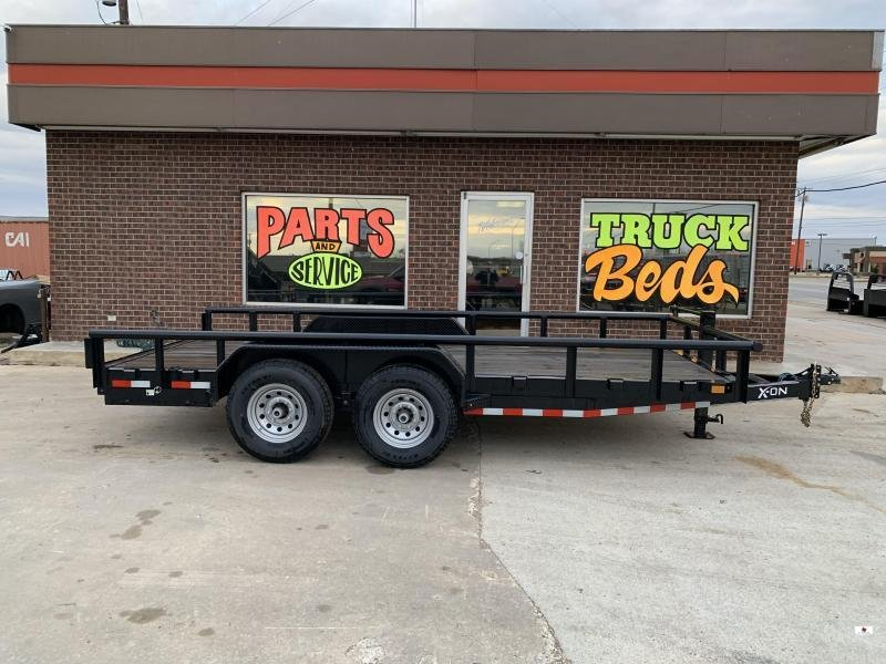 2020 X-On CH83X1627 Equipment Trailer
