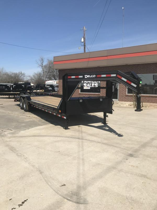 2020 Delco Trailers GC1022627 Equipment Trailer