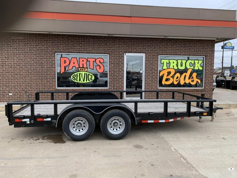 2020 X-On CH8316252 Equipment Trailer