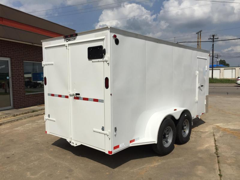 2020 Delco Trailers BE68X1627K Enclosed Cargo Trailer