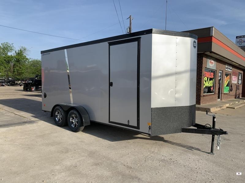 2021 Wells Cargo RFV716T2 Enclosed Cargo Trailer