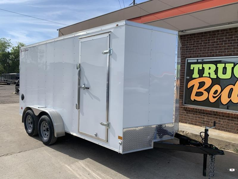 2021 Wells Cargo FT714T2-D Enclosed Cargo Trailer