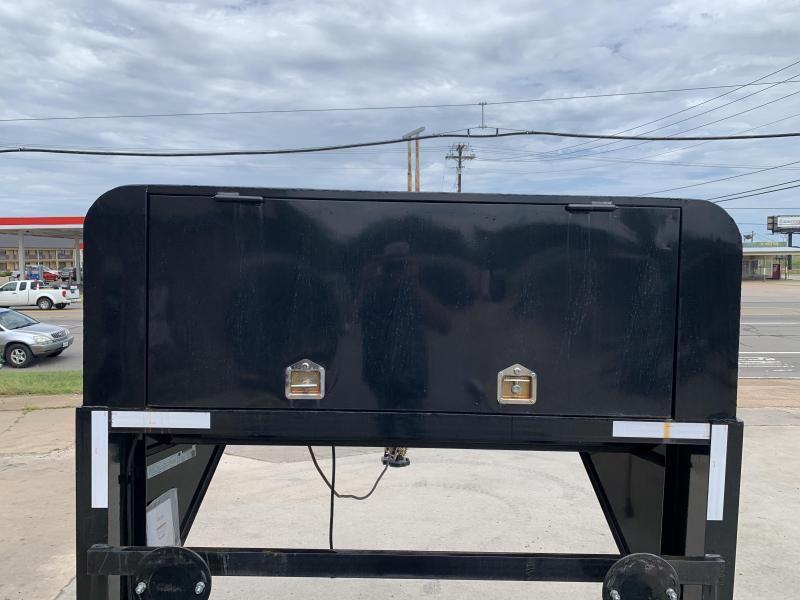 2020 Delco Trailers GC1024037 Equipment Trailer