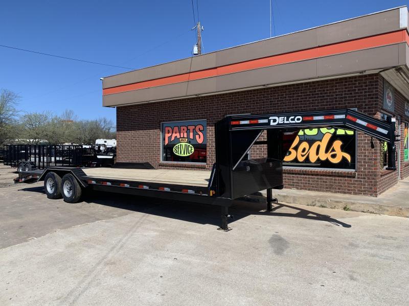2021 Delco Trailers C926R72MK Equipment Trailer
