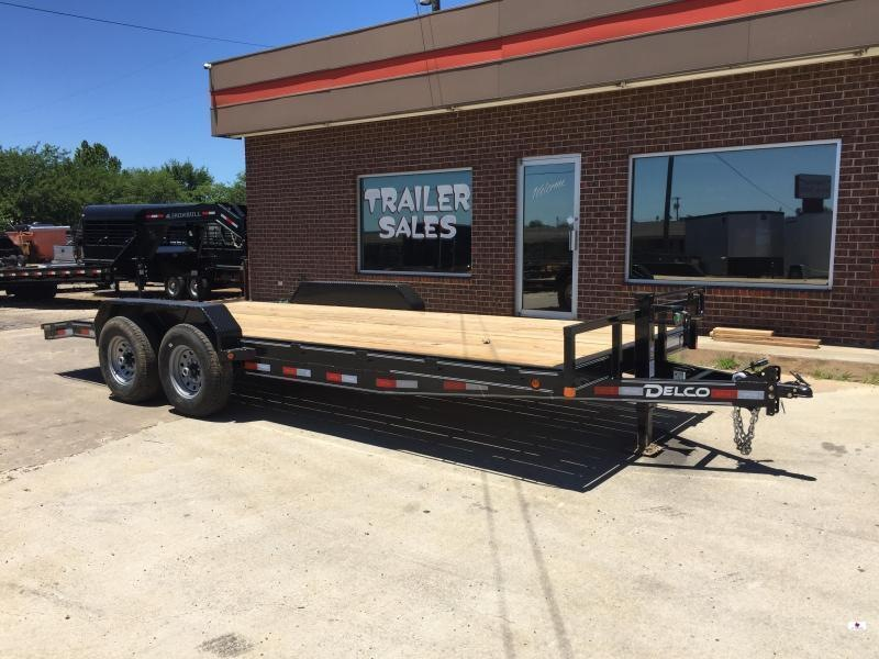 2021 Delco Trailers BC83X2027K Equipment Trailer