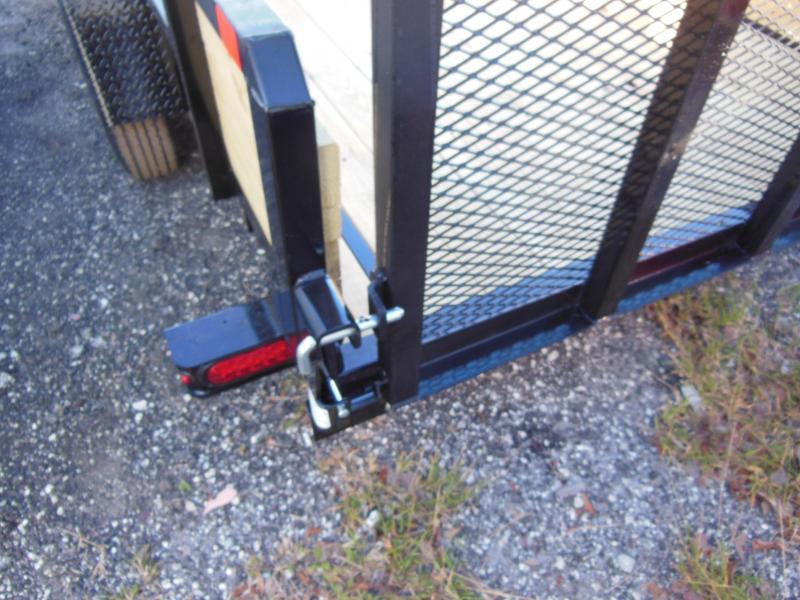 Sure-Trac 5X8 3K Utility Trailer