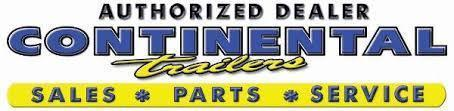 Continental Trailers ACTP2435B Pontoon Boat Trailer