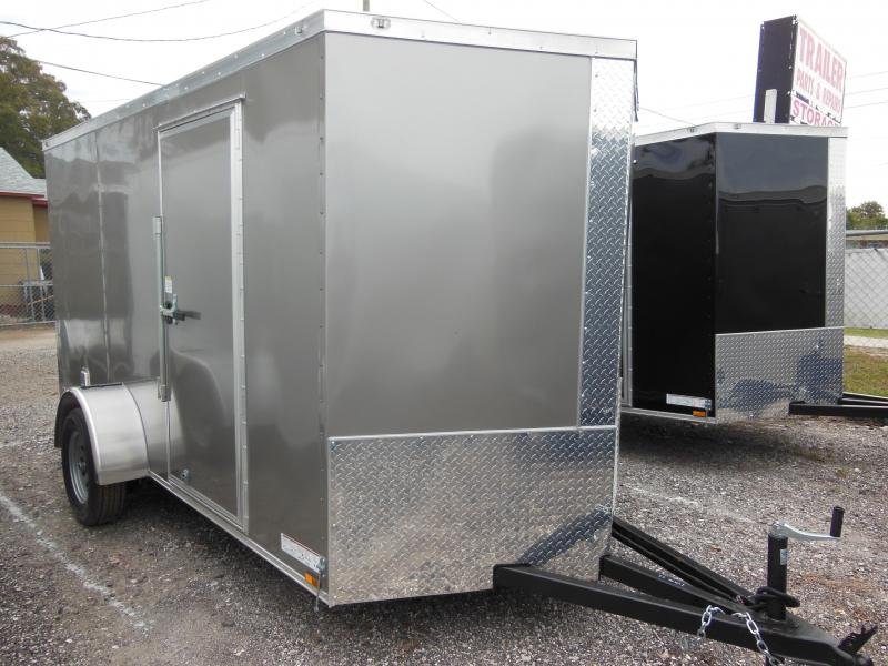 Anvil 6 x 12 LS Enclosed Cargo Trailer