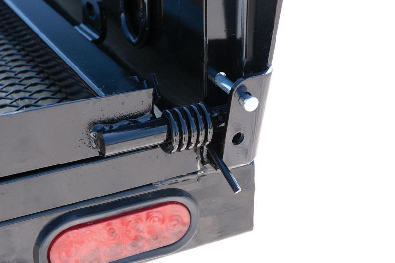 Sure-Trac 7 X 14 TA 3 BOARD HIGH SIDE Utility Trailer