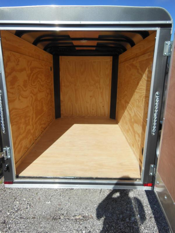 Anvil 5 x 8 extra height Enclosed Cargo Trailer