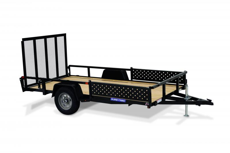 Sure-Trac 6 X 12 SA  ATV Trailer