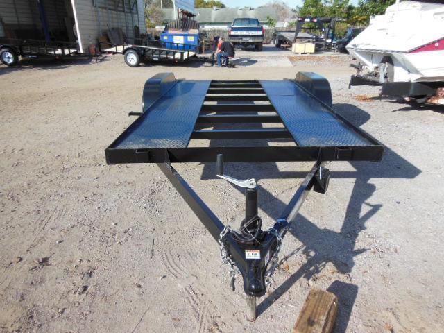 Triple Crown  7 X 16 Steel Car Hauler