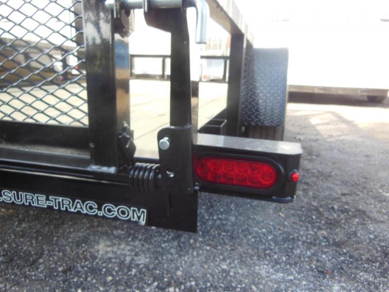 Sure-Trac 6X12 SA Utility Trailer