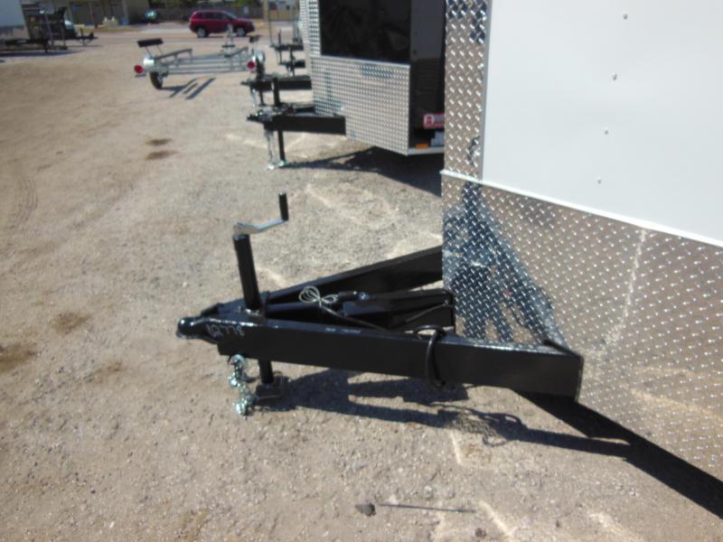 Anvil 7 x 14 LS Enclosed Cargo Trailer