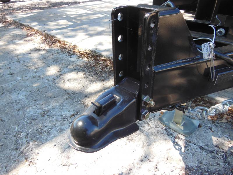 Sure-Trac 7x12 TA 12K SCISSOR Dump Trailer
