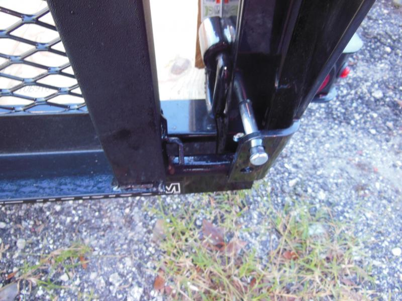 Sure-Trac 7 X 14 SA Utility Trailer