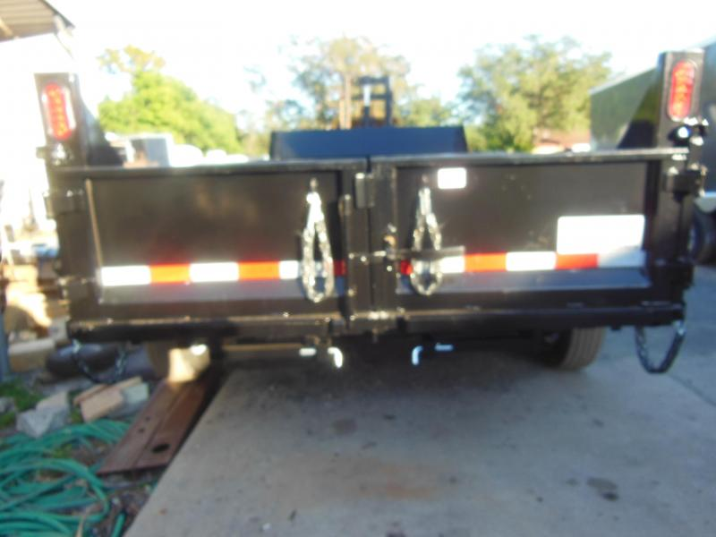 Sure-Trac 5x10 LP Homeowners Dump Trailer