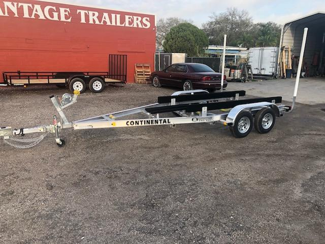 2021 Continental Trailers A2044B Boat Trailer