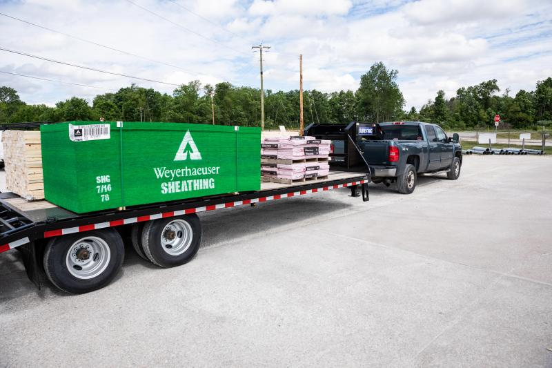 Sure-Trac 8.5X20+5 HD-LP-BEAVERTAIL DECKOVER 32K Equipment Trailer