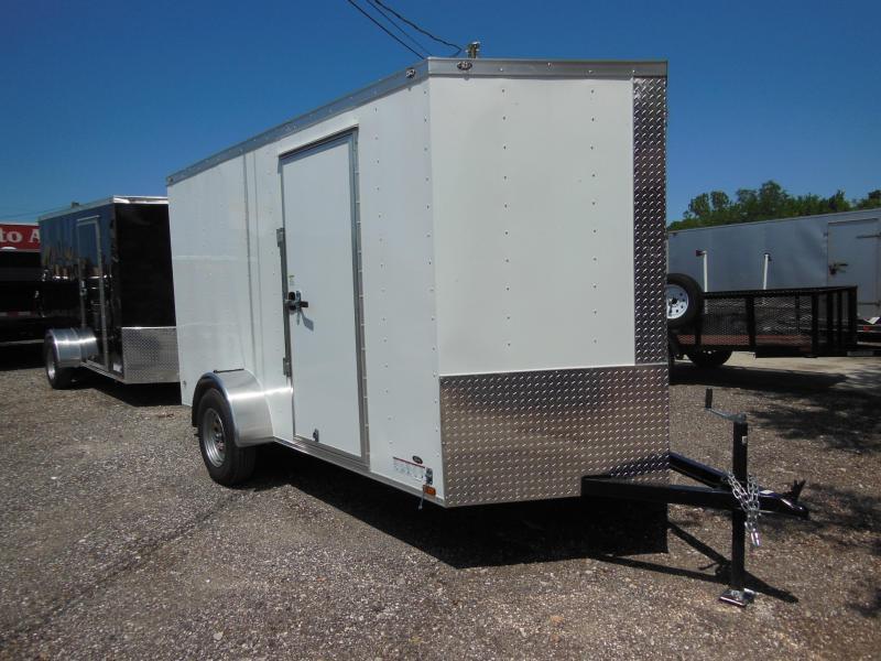 Anvil 6 x 12 ATC Enclosed Cargo Trailer