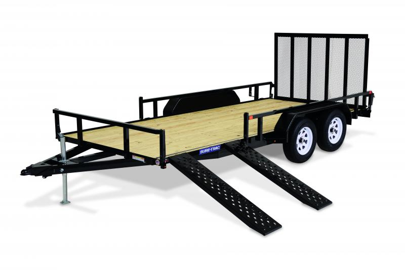 Sure-Trac 7 X 14 TA ATV Trailer