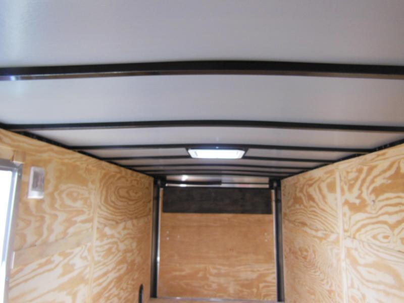 Anvil 7 x 14 TA Landscapers Edition Enclosed Cargo Trailer