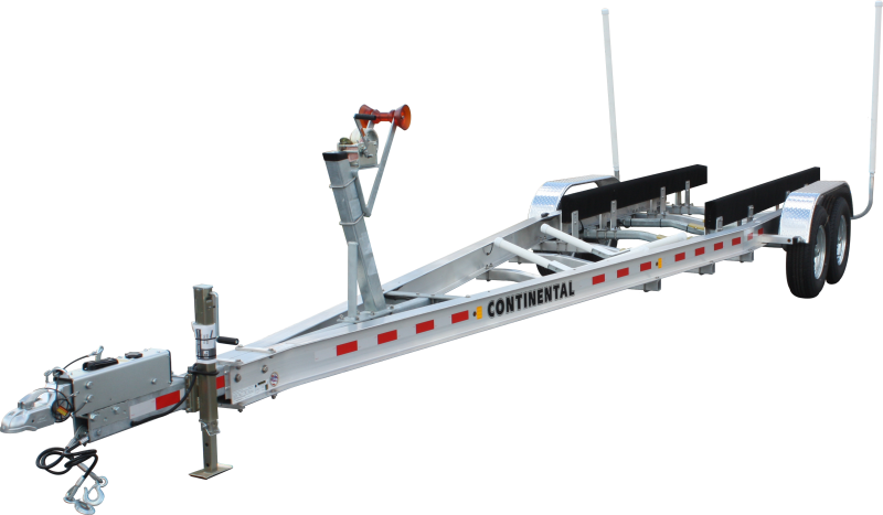 Continental Trailers CTA2044B Drive on Boat Trailer