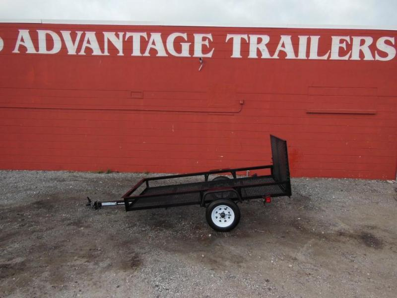 Triple Crown Trailers 4 x 8 ES Utility Trailer