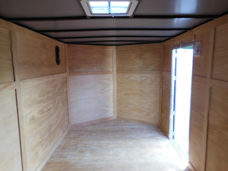 2020 Anvil 6 x 12 LS Enclosed Cargo Trailer