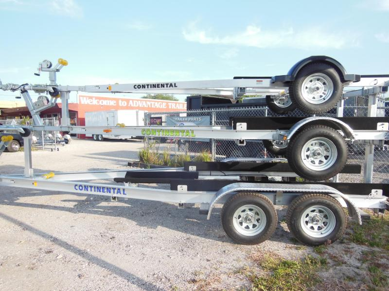 Continental Trailers AS1616 Skiff Boat Trailer